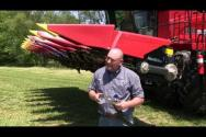 Corn Height Control Installation on Geringhoff